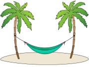 caribbean-island-hammock