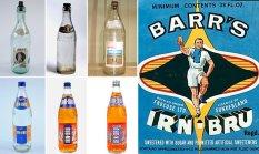 Irn-Bru bottles