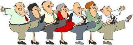 senior-citizen-can-can-illustration-depicting-men-woman-dancing-45382899